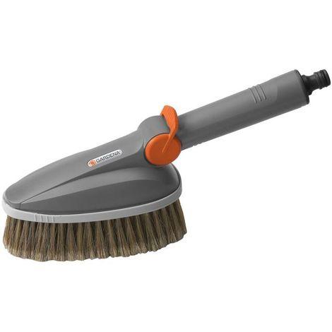 Gardena 5574-20 Cepillo lavado manual Para limpieza eficaz de superficies delicadas