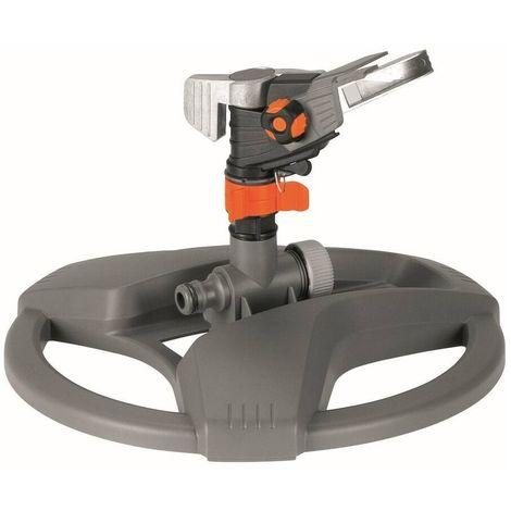 Gardena 8135-20 Aspersor riego de impacto sectorial con base Premium De metal plastico Con base Superficie 75 490m2