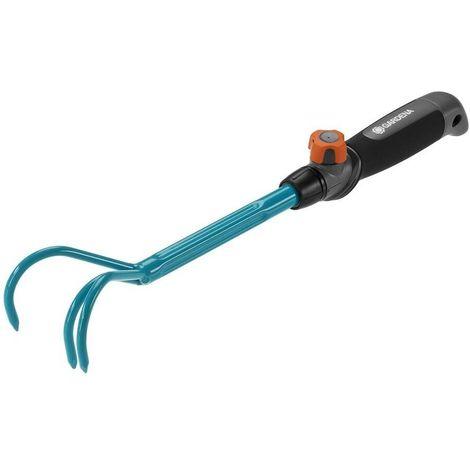 Gardena 8921-20 Aireador Combisystem Acero revest duroplast Para airear zonas dificiles sin da ar las plantas