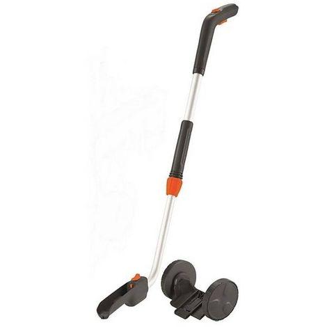 Gardena 9859-20 Kit mango y ruedas Longitud ajustable En continuo 74-96cm Para recortar de pie bordes y plantas