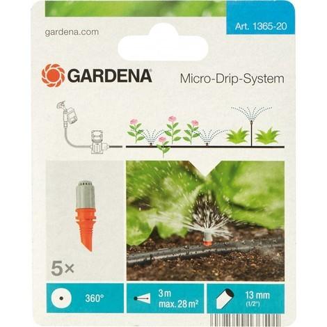 Gardena Arroseur 360 Degré,- 5 pièce