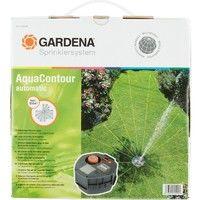 Gardena Arroseur escamotable AquaContour automatic Noir/Orange 30 x 20 x 20 cm 01559-29