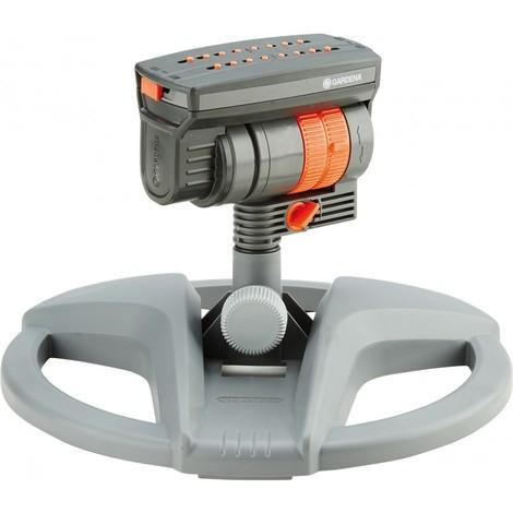 Gardena Arroseur oscillant ZoomMaxx Gris/Noir/Orange 30 x 20 x 20 cm 08127-20
