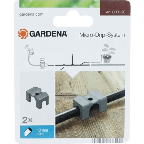 Gardena Cavalier Micro-Drip-System Noir 35 x 20 x 19 cm 08380-20