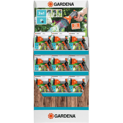Gardena Classic Multibrausen Aktion Blisterk.1x18313