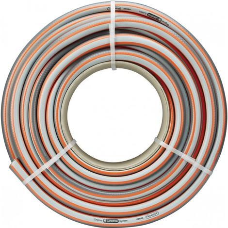 Gardena Classic Tuyau 19 mm, 50 m, gris (Par 50)