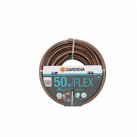 GARDENA Comfort Flex Flex garden hose - diameter 15mm - 50m 18049-26
