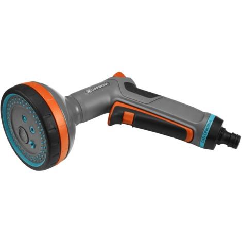 GARDENA Comfort Multibrause, Brause, grau/orange