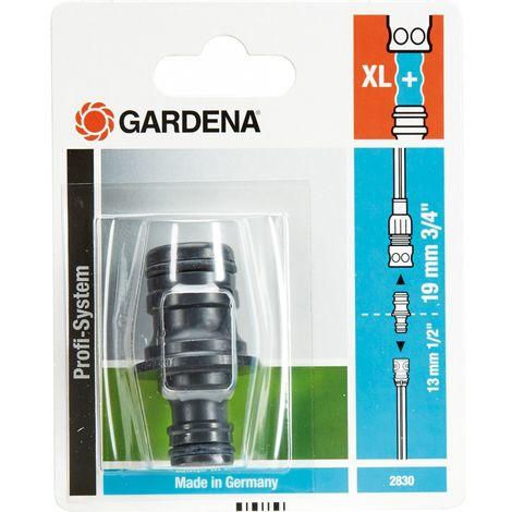 Gardena conector-reductor Profi-System negro 30 x 20 x 20 cm 02830-20