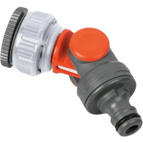 "Hozelock Compatible 3//4/"" Rapide Tuyau Connecteur pour tuyau de jardin Tuyau Menuisier"