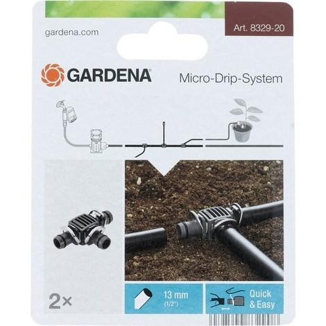 "Gardena Dérivation en T 4,6 mm (3/16"")"