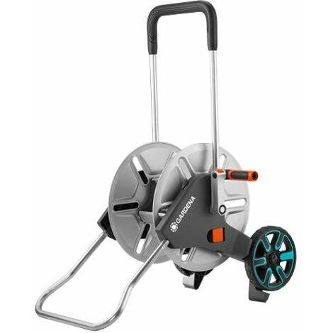 Gardena Dévidoir métal sur roues Aquaroll M - 18541-20