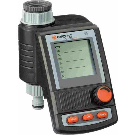 Gardena eau d'irrigation confort 3-cycle de minuterie ordinateur numérique c 1030 plus