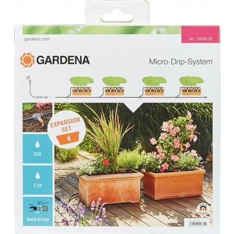 Gardena Expansion set Micro-Drip-System Orange 35 x 20 x 19 cm 13006-20