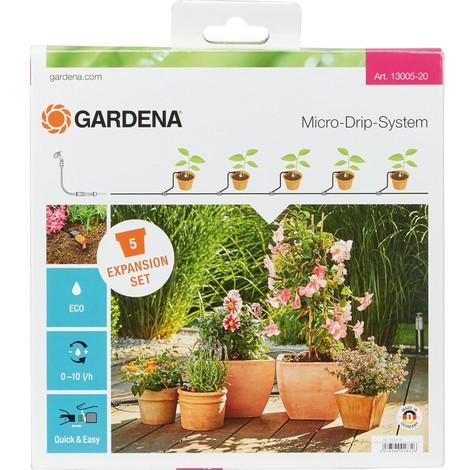 Gardena Expansion set Micro-Drip-System Orange 35 x 20 x 19 cm