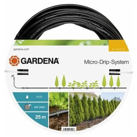 """GARDENA Extension de tuyau à goutteurs intégrés de surface 13 mm (1/2"""") (13131-20)."""