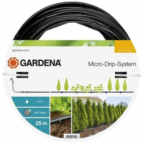 Gardena Extension de tuyau à goutteurs intégrés de surface - GARDENA 13131-20