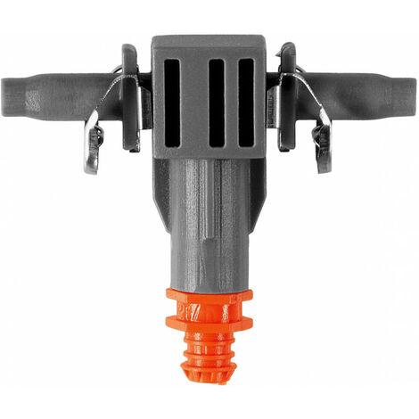 Gardena Goutteurs auto-régulants en ligne Micro-Drip - Montage en ligne - 2 l/h - Gris (08343-20)