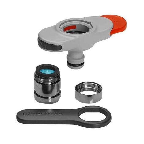 GARDENA Indoor Faucet Adapter - 18210-20