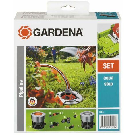 GARDENA Kit d'équipement pipeline - GARDENA 8255-20