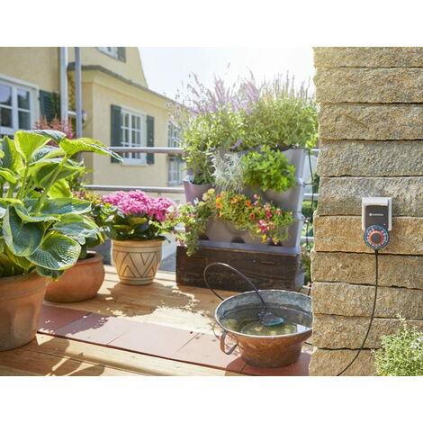 Gardena Kit d'extension pour mur végétal NatureUp ! GARDENA avec réservoir d'arrosage