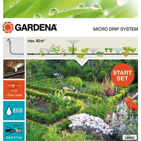 Gardena Kit d'initiation pour massifs et potagers - 13015-20