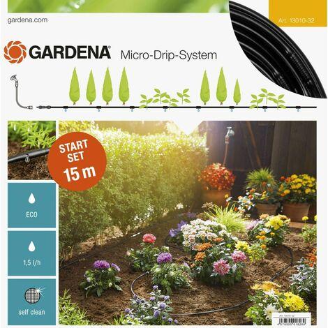 Gardena MDS Start Set Arrosage goutte-à-goutte S - 13010-32