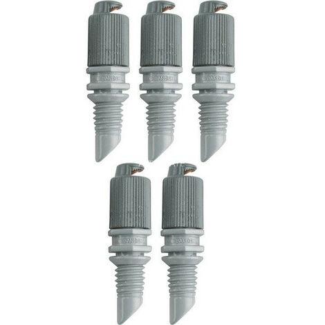 Gardena Micro-asperseur 180° - 5 pièce(s) (01367-20)