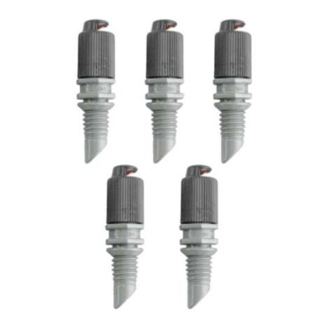 GARDENA Micro-Drip 180 Degree Micro Sprinkler - 5 pieces 1367-29