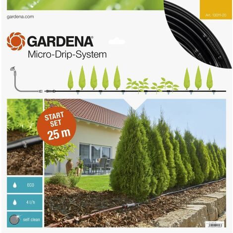Gardena Micro-Drip Startset Pflanzreihe M - 13011-20