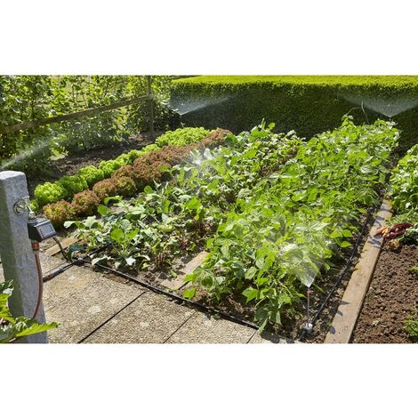 GARDENA Micro-Drip System for Planted Areas Starter Set 40 m² 13015-20