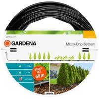 GARDENA Micro-Drip-System Start-Set Pflanzreihen L 13013-20