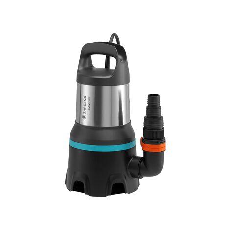 GARDENA Pompe d'évacuation pour eaux chargées 20000 Aquasensor (9044-20).