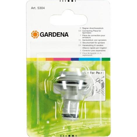Gardena Réducteur de tuyau Gris 30 x 20 x 20 cm 05304-20