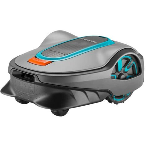GARDENA Robotic Lawnmower - SILENO life 1250 - 15103-26