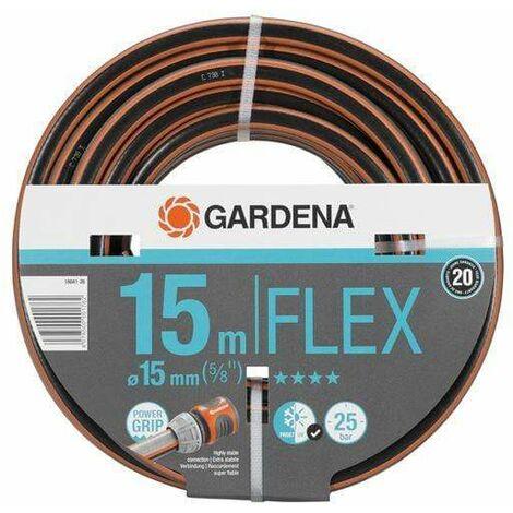 "main image of ""GARDENA Set de Manguera Flex 15mm 20 metros"""