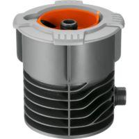 GARDENA Sprinkler Anschlussdose, Verbindung, grau/orange