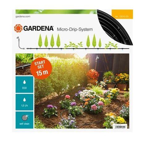 Gardena Tropfsysteme Start Set Pflanzreihen S