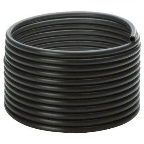 100 m tubo irrigazione Tubo in polietilene LD PN 10 /Ø 20 x 3,4 Nero