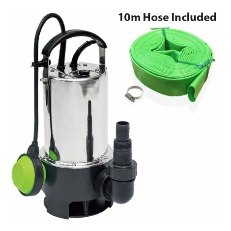 "main image of ""Gardenjack Submersible Water Pump"""
