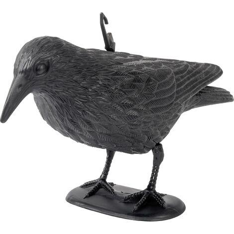 Gardigo crow Corbeau anti-pigeons Type de fonctions effet dissuasif 1 pc(s) D894761
