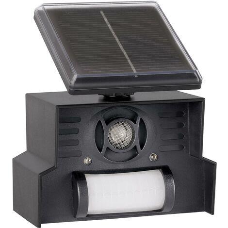 Gardigo Solar Repeller Repousseur d'oiseaux Type de fonctions multiple fréquence, éclairage LED 1 pc(s) S350341
