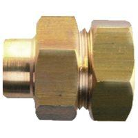 GARIS - Raccord 3 pièces union joint cônique femelle 15X21 - 12 - D15504B