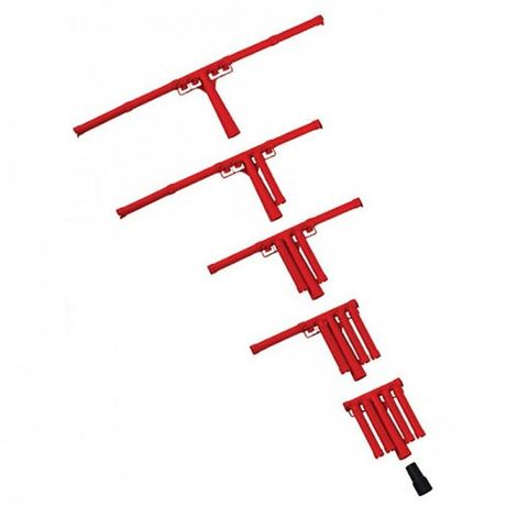 Garland Adjustable Feed And Weed Bar (One Size) (Red)