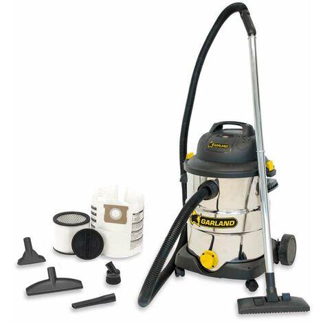 Garland Aspirador Industrial Clean 640 40 L.1800 W Inox