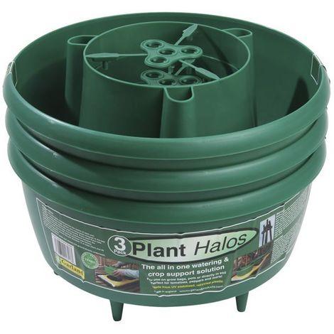 Garland Green Plant Halos - 3 Pack