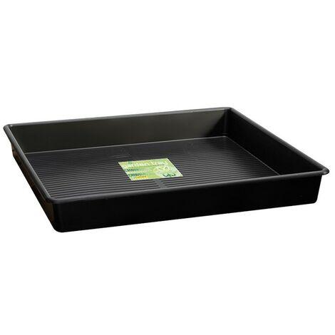 garland TABLE de récupération 100x100x12 cm -100L , soucoupe , table de culture