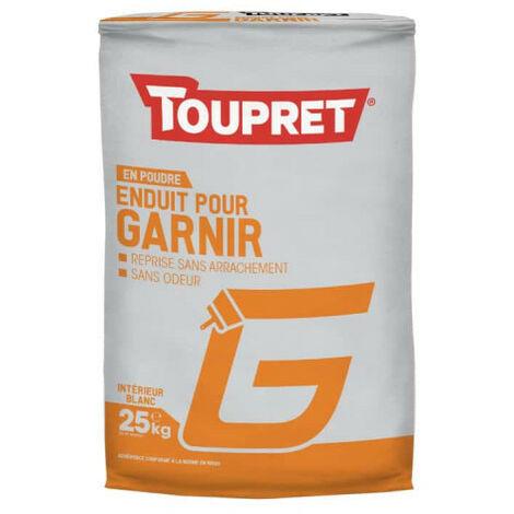 Garnissant G TOUPRET Poudre 25Kg - BCEGAR25
