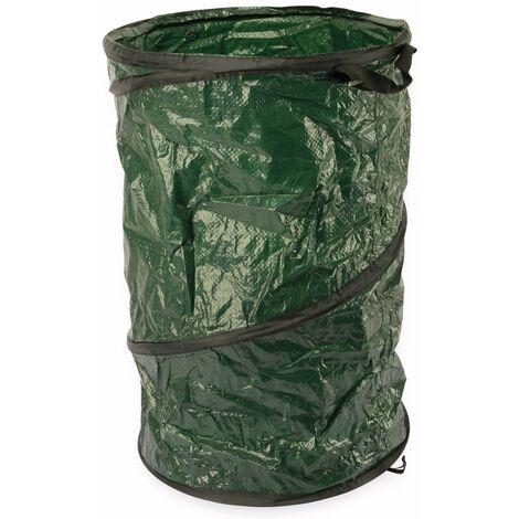 Garten-Abfallsack KINZO, grün, 120 Liter