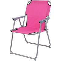 Garten / Campingstuhl Oxfort Pink-DPO2600PI